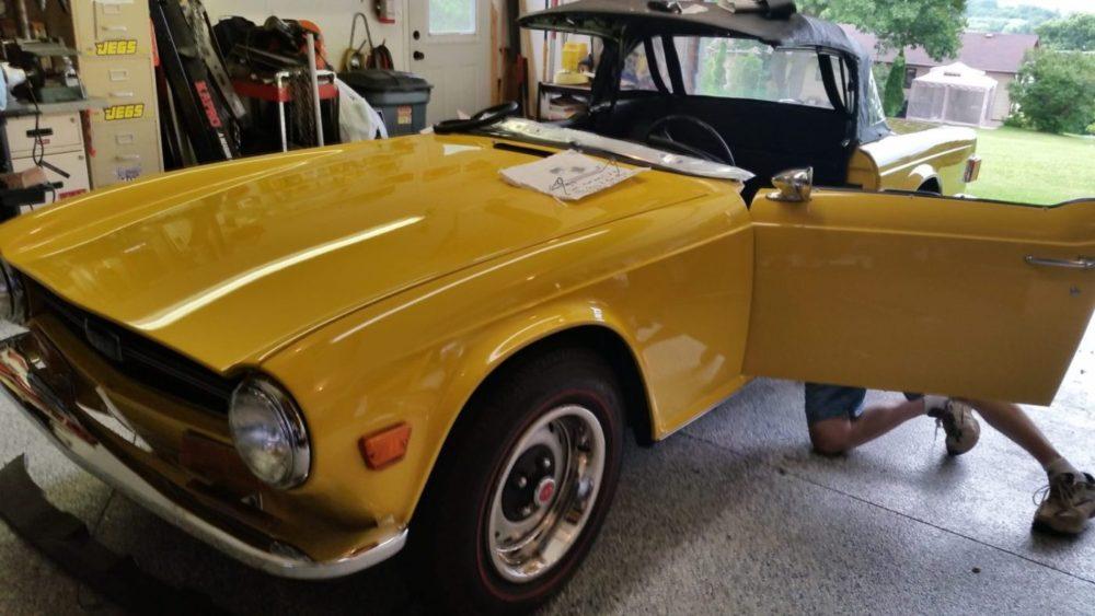 1975 Triumph