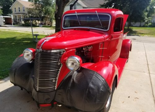 1938 Chevy Pickup